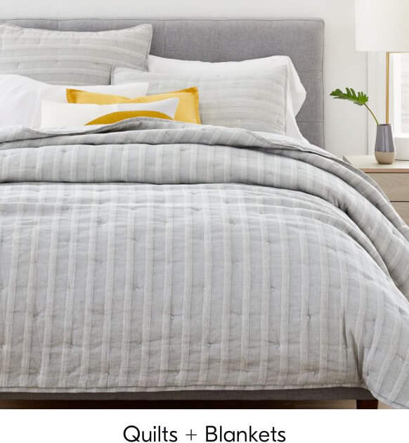 Shop Modern Bedding Products Online West Elm Kuwait